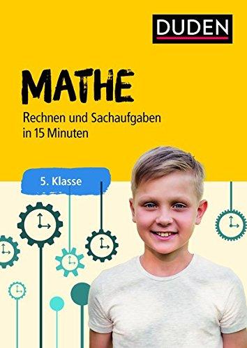 Mathe in 15 Minuten - Rechnen und