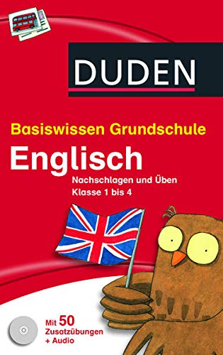 9783411730339: Basiswissen Grundschule - Englisch