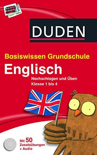 9783411730339: Basiswissen Grundschule - Englisch: Nachschlagen und Üben 1. bis 4. Klasse