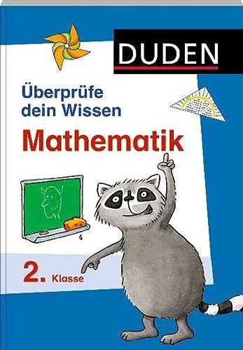 9783411748310: Überprüfe dein Wissen! Mathe 2. Klasse