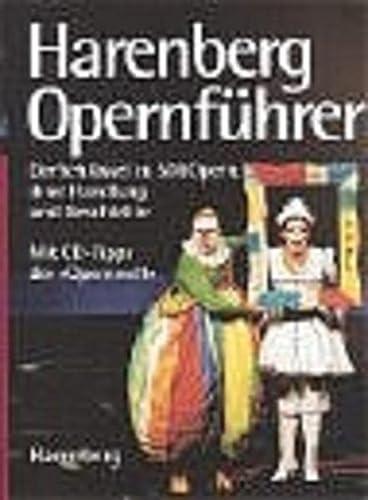 9783411761074: Harenberg Opernführer