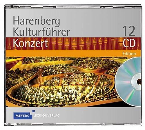 9783411761654: Harenberg Konzertfuehrer