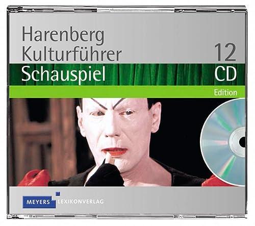 9783411761678: Harenberg Kulturführer Schauspiel CD-Set