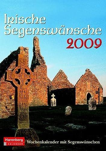 9783411800810: Irische Segensw�nsche 2009