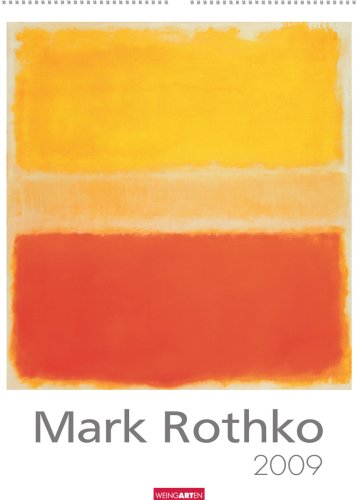 Mark Rothko 2009 (9783411802050) by Mark Rothko