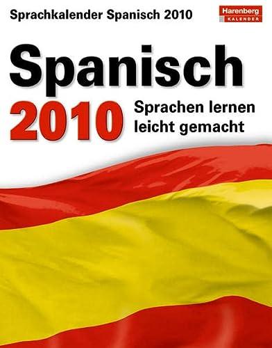 9783411804818: Spanisch 2010: Sprachen lernen leicht gemacht: Übungen, Dialoge, Geschichten