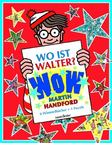 Wo ist Walter? Wow!: Martin Handford