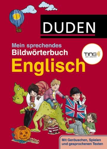 9783411809752: Duden - Mein sprechendes Bildwörterbuch Englisch - TING!