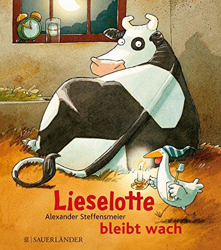 9783411809844: Lieselotte bleibt wach