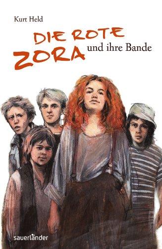 9783411810543: Die rote Zora und ihre Bande