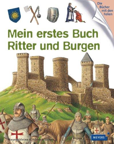 9783411811991: Mein erstes Buch Ritter und Burgen
