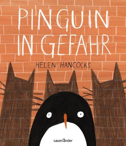 9783411812820: Hancocks, Pinguin in Gefahr