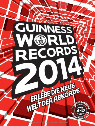 Guinness World Records Buch 2014: aa vv