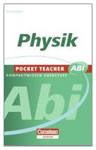 Physik Basiswissen Oberstufe (Pocket Teacher) - Götz, Hans-Peter