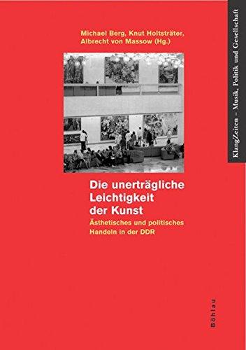 Die Unerträgliche Leichtigkeit Der Kunst: Ästhetisches Und: Hrsg. V. Miachel