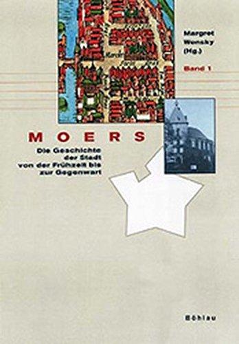 9783412046002: Moers, 2 Bde.