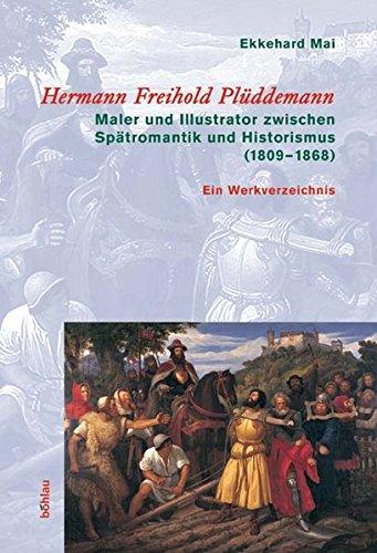 Maler Mannheim hermann freihold plüddemann maler und illustrator zwischen