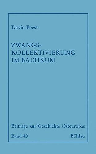 Von Kadern und Kolchosen: David Feest