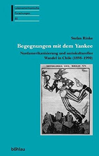 Begegnungen mit dem Yankee: Stefan Rinke