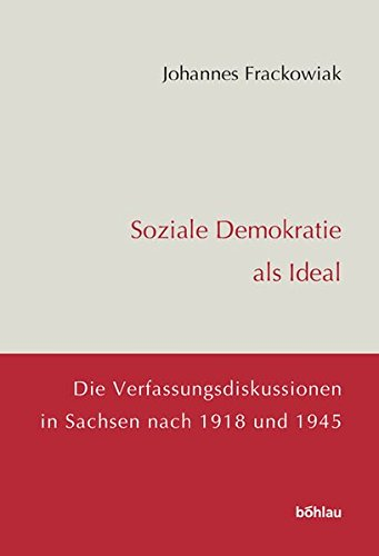 9783412084042: Soziale Demokratie als Ideal