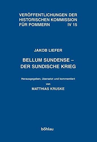 Bellum Sundense - Der sundische Krieg: Jakob Liefer