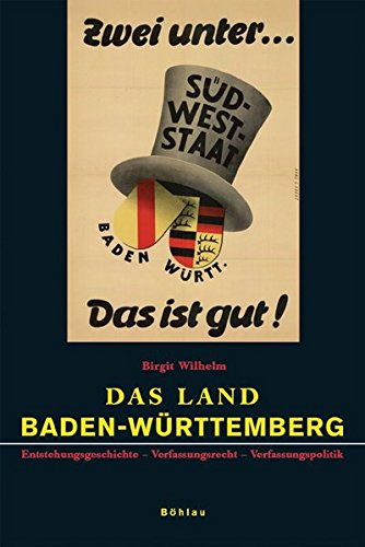 Das Land Baden-Württemberg: Birgit Wilhelm