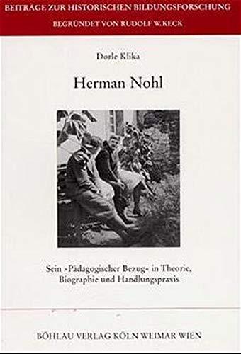 9783412107994: Herman Nohl