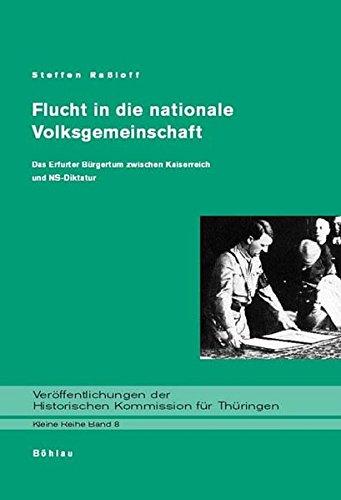 Flucht in die nationale Volksgemeinschaft: Steffen Raßloff