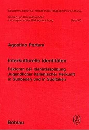 9783412121945: Interkulturelle Identitäten