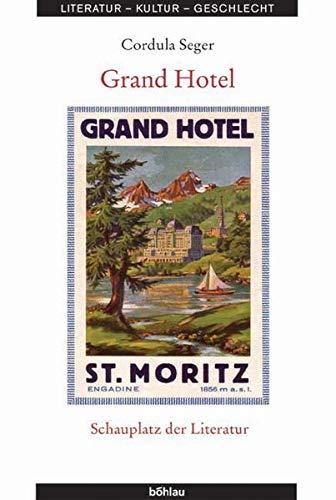 9783412130046: Grand Hotel