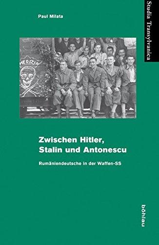 9783412138066: Zwischen Hitler, Stalin und Antonescu
