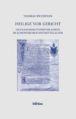 Heilige vor Gericht: Thomas Wetzstein