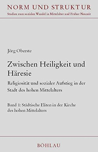 Zwischen Heiligkeit und Häresie 1/2: J�rg Oberste