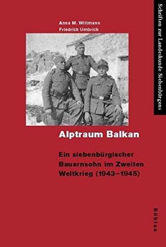 9783412165024: Alptraum Balkan.