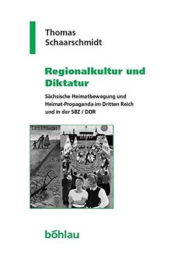 Regionalkultur und Diktatur: Thomas Schaarschmidt