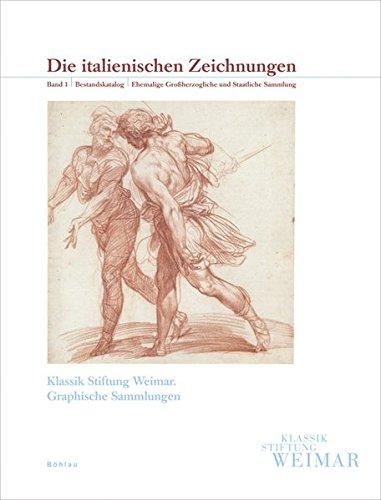 9783412200497: Die Italienischen Zeichnungen: Bestandskatalog. Ehemalige Grossherzogliche Und Staatliche Sammlung