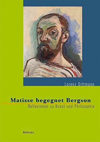 9783412200633: Matisse begegnet Bergson