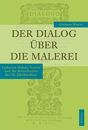 Der Dialog über die Malerei: Gudrun Rhein