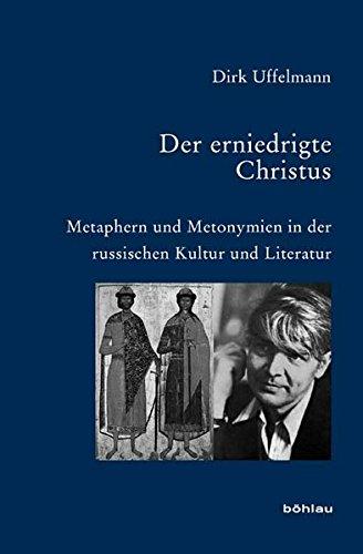 Der erniedrigte Christus: Dirk Uffelmann