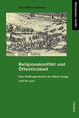 Religionskonflikt und Öffentlichkeit: Eva-Maria Schnurr