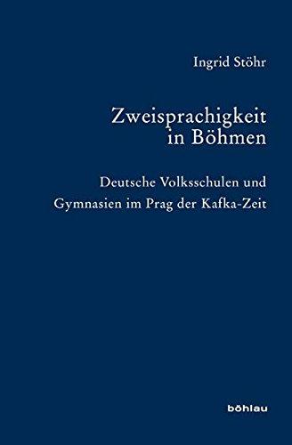 Zweisprachigkeit in Böhmen: Ingrid St�hr