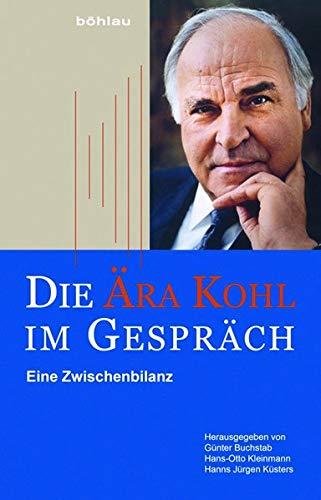 Die Ära Kohl im Gespräch: Günter Buchstab