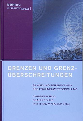 Grenzen und Grenzüberschreitungen: Christine Roll