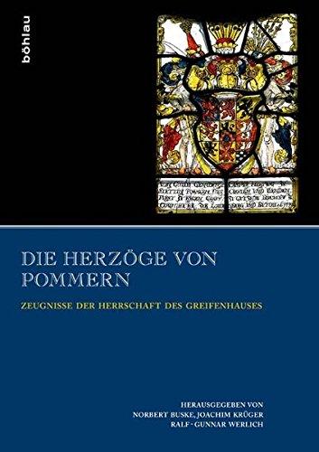 Die Herzöge von Pommern: Norbert Buske