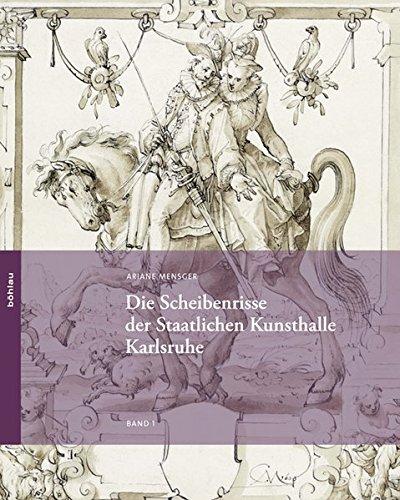 Die Scheibenrisse der Staatlichen Kunsthalle Karlsruhe: Ariane Mensger
