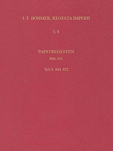9783412208134: Regesta Imperii