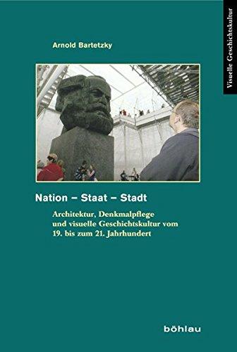 9783412208196: Nation - Staat - Stadt