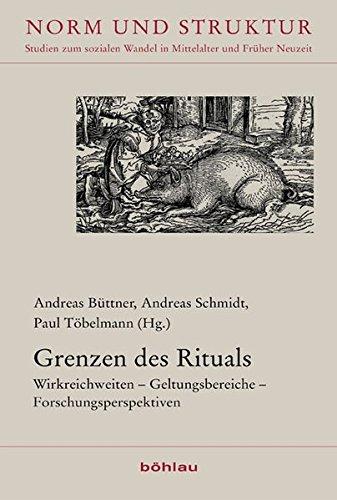 Grenzen des Rituals: Andreas Büttner