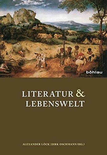 9783412209506: Literatur und Lebenswelt