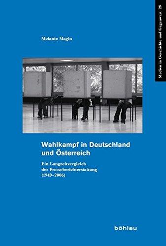 Wahlkampf in Deutschland und Österreich: Melanie Magin